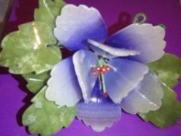 Poolvääriskividest lill - fluoriit ja serpentiin - SÜGISENE ALLAHINDLUS