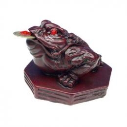 Feng Shui - keskmine punane rahakonn - UUS - VIIMANE - KEVADINE ALLAHINDLUS
