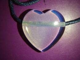 Opaliit - südamekujuline ripats - VIIMASED