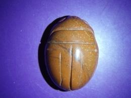 Jaspis - punane jaspis - ripats - skarabeus - VIIMANE