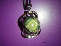 Jaspis - rüoliit - roheline rüoliit - ripats DNA