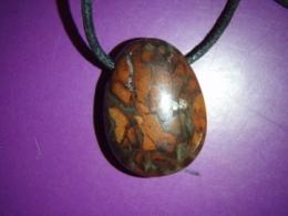 Jaspis - rüoliit - punane rüoliit - ripats