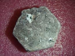 Rubiin - naturaalne töötlemata kristall
