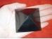 Šungiit - lihvitud püramiid - külg ca 6 cm - SOODUSPAKKUMINE - VIIMANE