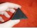 Šungiit - lihvitud püramiid - külg ca 4,5 cm - SOODUSPAKKUMINE