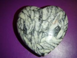 Pinoliit - imekaunis süda