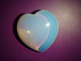 Opaliit - lihvitud süda