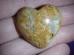 Ahhaat - mehhiko pitsahhaat - lihvitud - süda