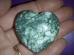 Ahhaat - dendriitahhaat - lihvitud - süda