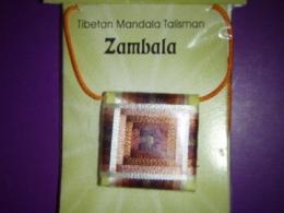 Mandala talisman Zambala