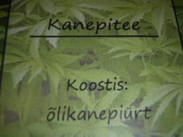 Mõnus taimetee - kanep - VIIMANE