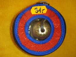 Tiibeti kellad - mantra OM Mani Padme Hum - komplektis koos spetsiaalse kotiga - KEVADINE ALLAHINDLUS