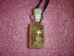 Tsitriin - tsitriini killukesed pudelis, nahkpael - TALVINE ALLAHINDLUS