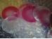 Pärlikarbid - tuulekell - roosa valgega