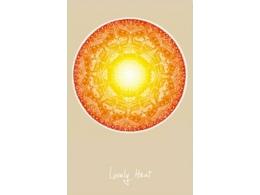 Maagiline Minimandala - Yandala - Lovely Heat