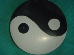 Viirukialus - steatiit - Yin Yang - UUS
